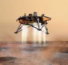 Mars Lander 1