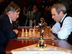 Kasparov vs Karpov 2009